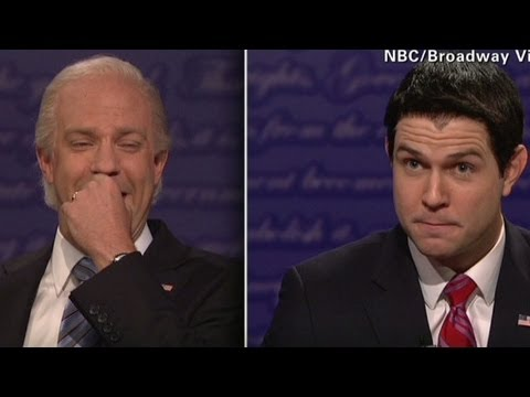 Spoofs - 'Saturday Night Live' spoofs Joe Biden and Paul Ryans' performances in the vice presidential debate. For more CNN videos, check out our YouTube channel at ht...