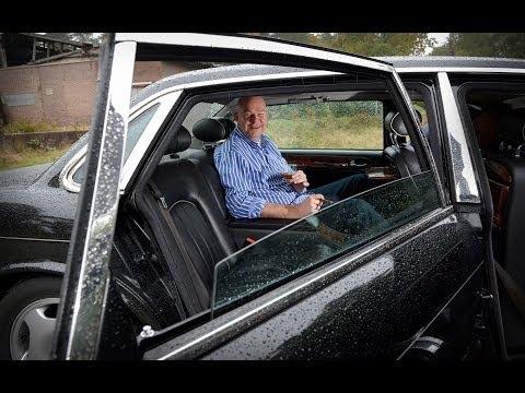 Klokje Rond – Daimler Eight