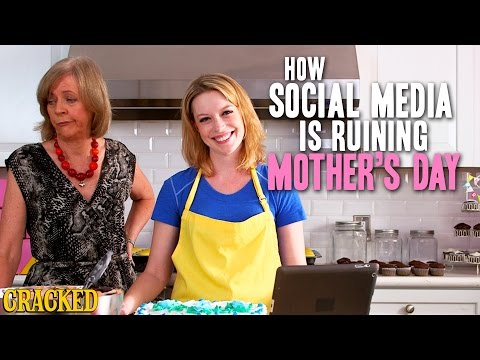 VEDIO: How Social Media Is Ruining Mother's Day