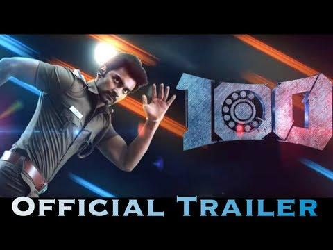 Atharva 100 Movie | 100 Official Trailer | Update | Hansika Motwani | Sam Anton | Sam CS