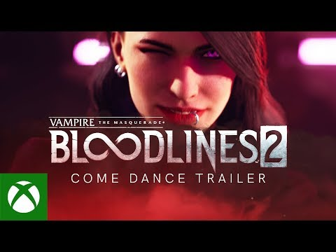 Vampire: The Masquerade Bloodlines 2 sur Xbox Series X de