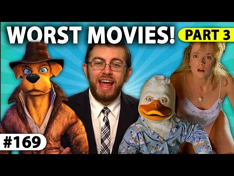 THE WORST MOVIES OF ALL TIME -- Part III (видео)