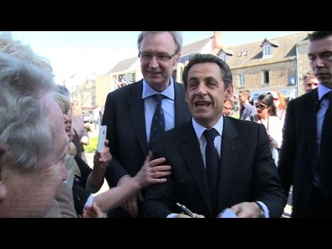 France - Former president Nicolas Sarkozy announced his return to French politics Friday, taking to Facebook to offer disenchanted voters a