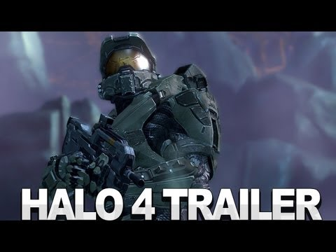 Halo 4 Trailer! – Microsoft E3 2012 Press Conference