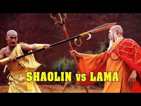 Wu Tang Collection - SHAOLIN V LAMA - ENGLISH Subtitled