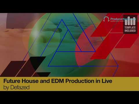 Making An Arpeggiated Future House & EDM Lead - Course Excerpt