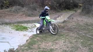 5. Kawasaki Klx 250