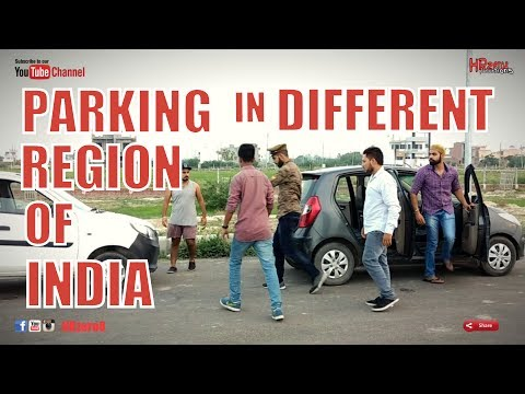 Parking Problems in INDIA