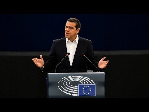 Αλ. Τσίπρας: Η Ελλάδα τα κατάφερε, τρία χρόνια μετά είναι μια διαφορετική χώρα