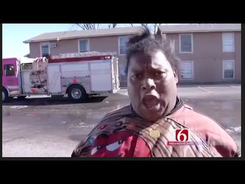 Casa Linda Apartments Interview :  It's Poppin! Vs Sweet Brown: Aint Got Time For That