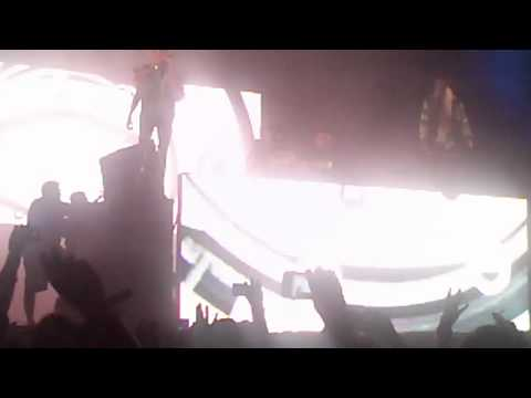 Dimitri Vegas & Like Mike ft (Improvised) Arona Summer Festival 2012