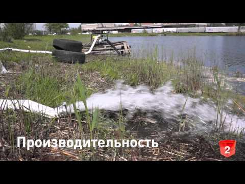 Мотопомпы Aurora для чистой воды