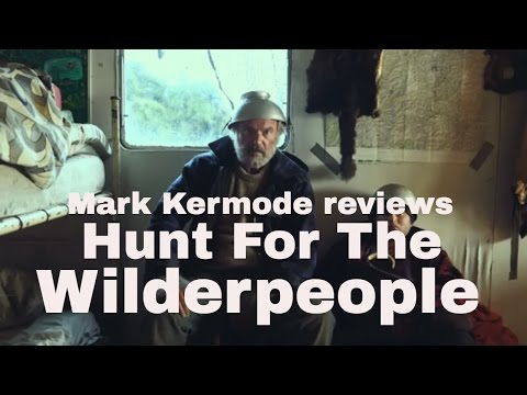 Hunt For The Wilderpeople reviewed by Mark Kermode