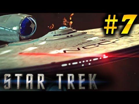 Star Trek: the Video Game Part 7 Walkthrough – Starship Enterprise Battle
