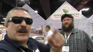 Cannabis Business Summit - Envirotech Greenhouse Solutions by Urban Grower