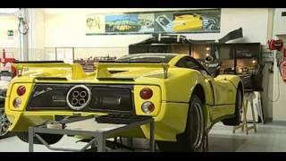 Pagani Cars - History - Part. 02
