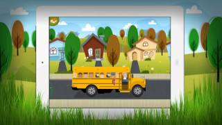 Tiny Drivers: Schoolbus YouTube video