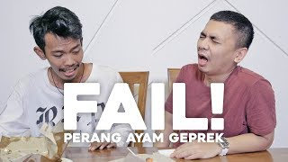 Video PERANG AYAM GEPREK! GAGAL TOTAL! MP3, 3GP, MP4, WEBM, AVI, FLV April 2019