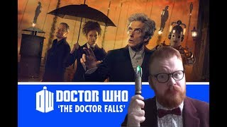 Its time, the finale of series 10 is here. Two Masters, Cybermen everywhere and The Doctor Falls, here are my thoughts! Subscribe and comment down below!www.facebook.com/TheGingerGeek06