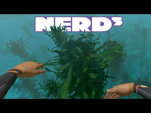 Nerd³ is Under The Sea - Subnautica - 3 Feb 2018 (видео)