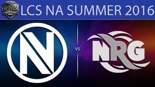 EnVy vs NRG, game 2