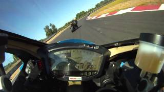 10. Onboard a 2008 Ducati 1098s at Portland International Raceway, Part 1 of 2