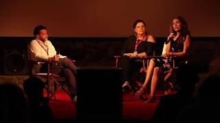 Caterina Murino all'Ischia Film Festival 2018
