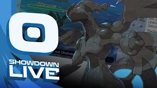 Pokemon Sun and Moon! FT5 Showdown Live w/PokeaimMD & Key MONOTYPE RANDOM by PokeaimMD