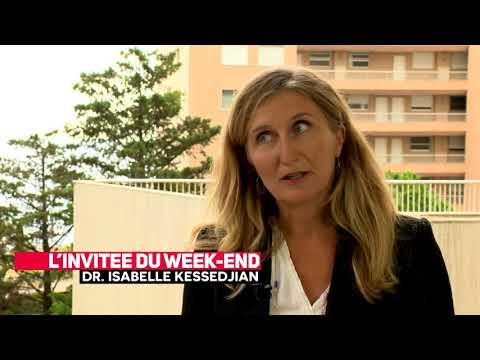 Weekend guest: Dr. Isabelle Kessedjian