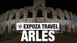 Arles France  City pictures : Arles Vacation Travel Video Guide