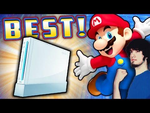 Top 10 BEST Nintendo Wii Games! (No Mario, Zelda, or Smash Bros) - PBG