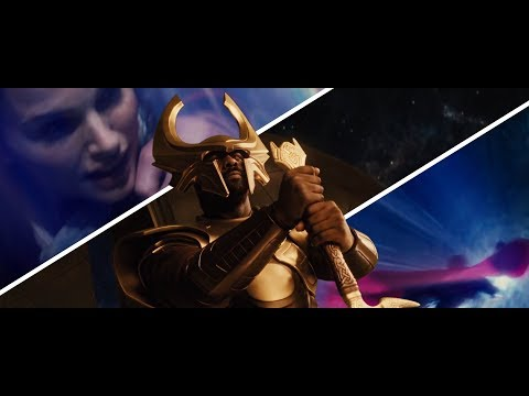 A Fantastic Mashup Tribute to the Marvel Cinematic