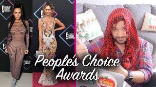 Video PEOPLE'S CHOICE AWARDS 2018: Los Mejores y PEORES vestidos!! // gwabir MP3, 3GP, MP4, WEBM, AVI, FLV November 2018