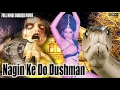 New Action Hindi Dubbed Movie | Nagin Ke Do Dushman | Asrani | Jayshree | Full HD movie |