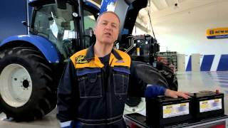 8. New Holland Batteries - Ask David