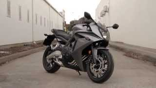 2. Bikelife Bike Review -  2014 Honda CBR 650F