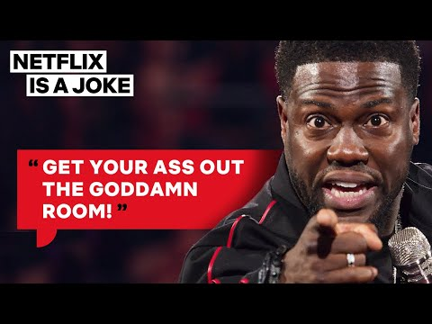 Kevin Hart's Kids Caught Him Having Sex | Netflix Is A Joke