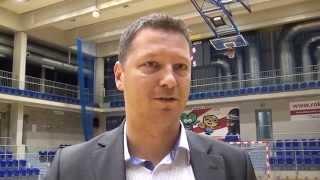 Wywiady po meczu GKS Tychy vs Nbit Gliwice