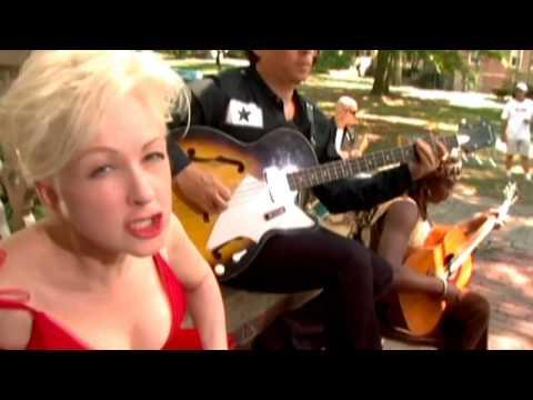 Cyndi Lauper - Shine (The Body Acoustic Version)