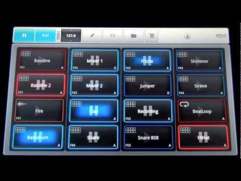 Video of SPC - Music Drum Pad Demo