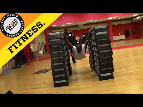 highest - This flying push-up is a http://RecordSetter.com World Record. RecordSetter believes everyone can be world's best at something. What world record will YOU se...
