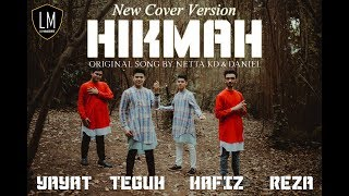HIKMAH New COVER VERSiON by D'ACADEMY VOICES (REZA YAYAT TEGUH HAFIZ)