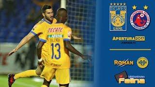 Video Tigres vs Veracruz 1-0 Jornada 10 Apertura 2017 Liga Mx HD MP3, 3GP, MP4, WEBM, AVI, FLV Oktober 2017