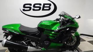 6. 2016 Kawasaki ZX14 Ninja ZX14R ABS– used motorcycles  for sale– Eden Prairie, MN