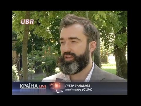 Питер Залмаев (Zalmayev) на UBR TV, Ukraine: Путина/Эрдогана, Брекзит. July 3, 2016