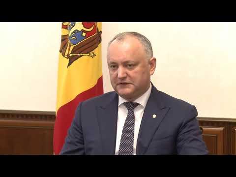 Președintele Republicii Moldova a avut o întrevedere cu Ambasadorul Germaniei