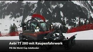Video Aebi TT280 mit Überkopfwinde - Ski World Cup Adelboden 2016 MP3, 3GP, MP4, WEBM, AVI, FLV Juli 2017