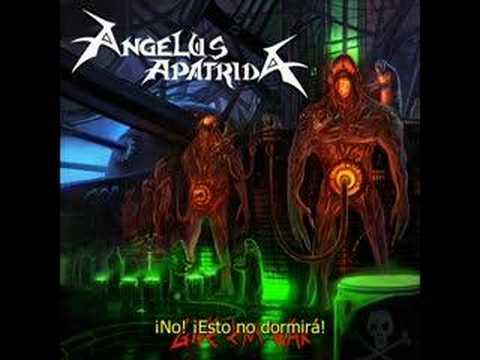 Angelus Apatrida - Give 'Em War (Subtitulos en Espaol)