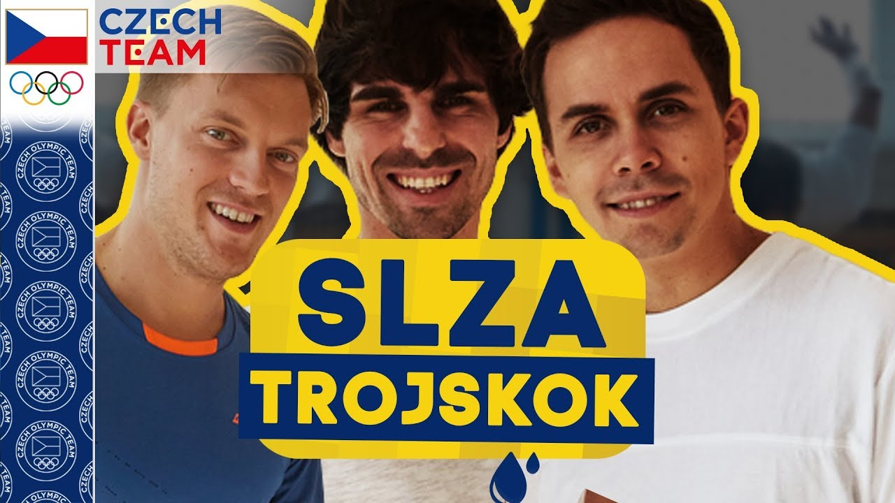 HOOOP!!!! SLZA a Tom skáčou!