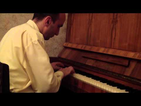 Vangelis Papathanassiou - Spiral - acoustic piano cover  by Mikhail Tovmasyan